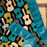 Minky Baby Blanket (Lovey Sized) in..